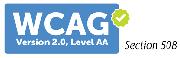 WCAG 2.0 Compatible